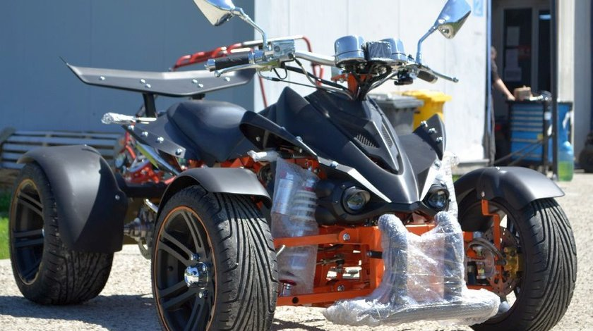 ATV Nitro Spy Quad F1 250cc Import Gemania