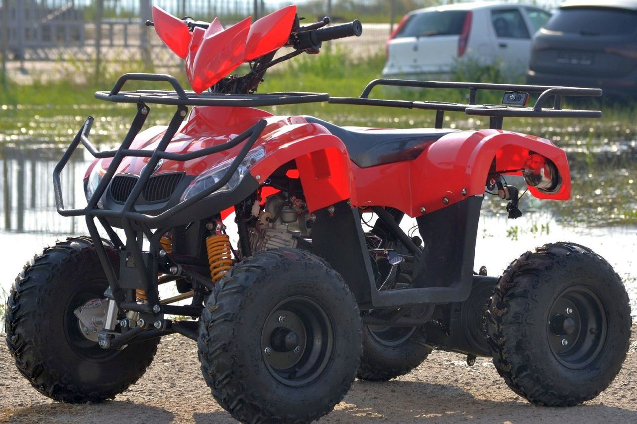 ATV NITRO T-REX 125cc Casca Bonus