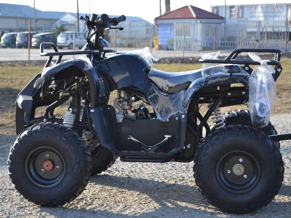 ATV Nitro Torino 125cc, Import Germania Casca Bonus