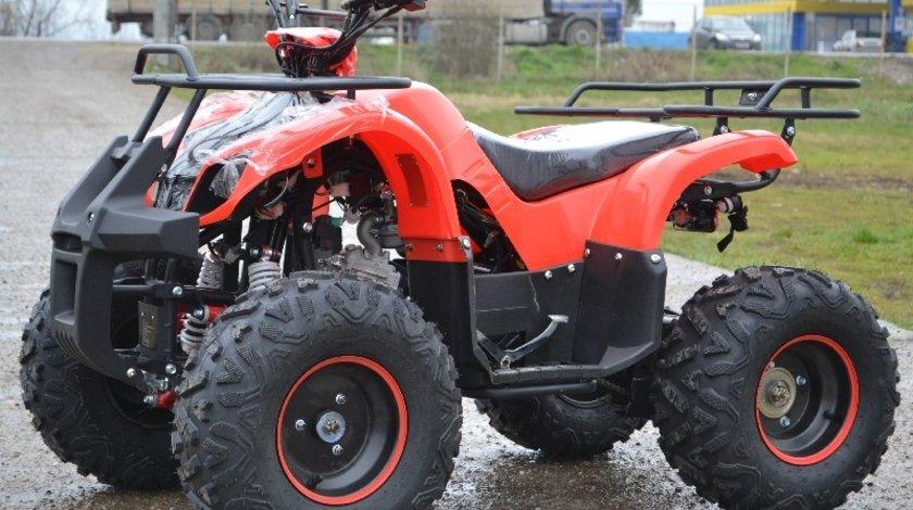 ATV Nitro Toronto 125cc Import Germania, Casca Bonus
