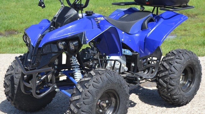ATV Nitro Warrior 125cc , Casca Bonus, Import Germania