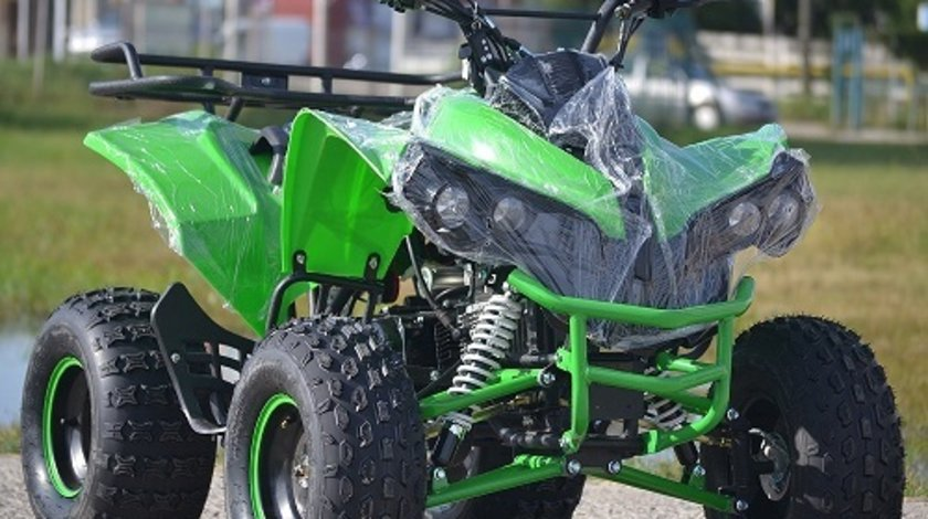 ATV NITRO Warrior 125cc Casca Bonus