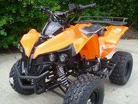 ATV Nou Bashan 125cmc 2WD Cadou Casca