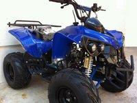 ATV Nou Black Hummer 125cmc 2w4