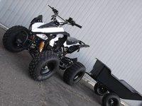 ATV Nou Explorere Ryng 125cmc Cadou Casca