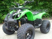 ATV NOU Grizzly Eath 125cc Cadou Casca + accesorii Import Germania