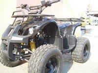 ATV Nou Hummer Black H8 125cmc