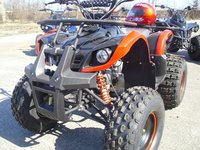 ATV Nou Hummer Gilso 125cc Cadou Casca Livrare in 24h montat+gresat
