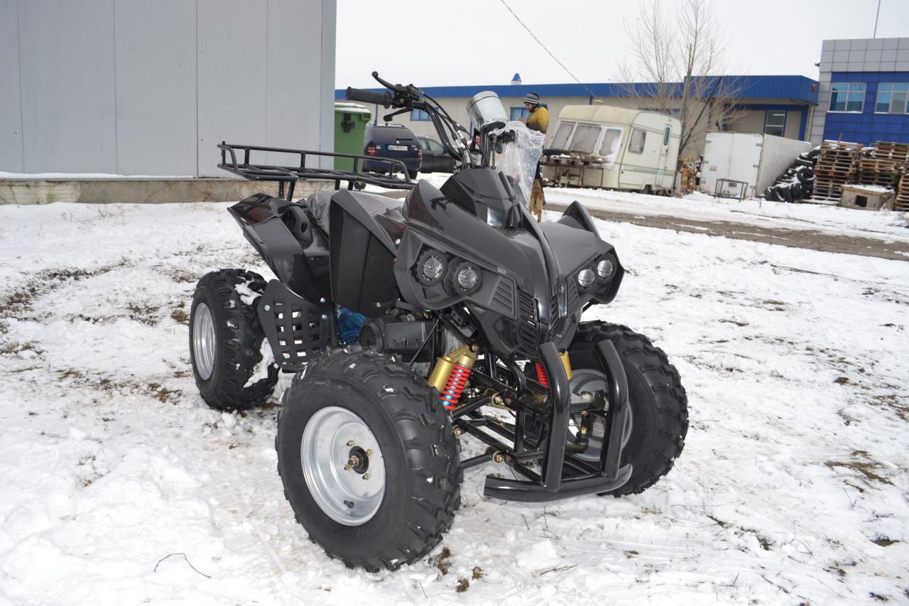 Atv Nou Model:Akp Warrior 150cmc Garantie 12Luni