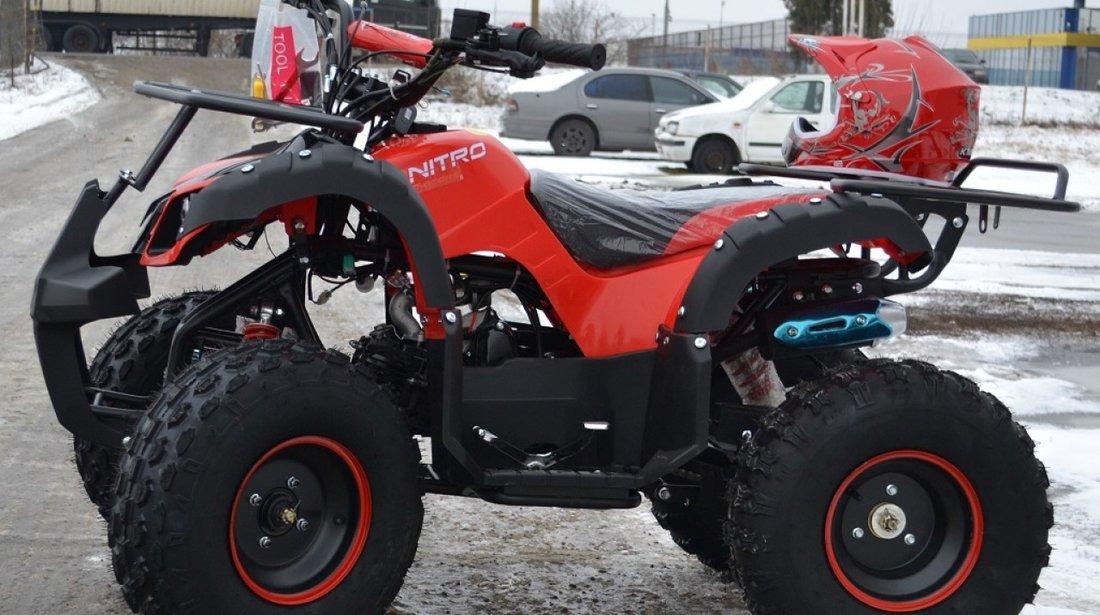 Atv Nou Model:Hummer 125cmc AllRoad+Trusa scule Bonus