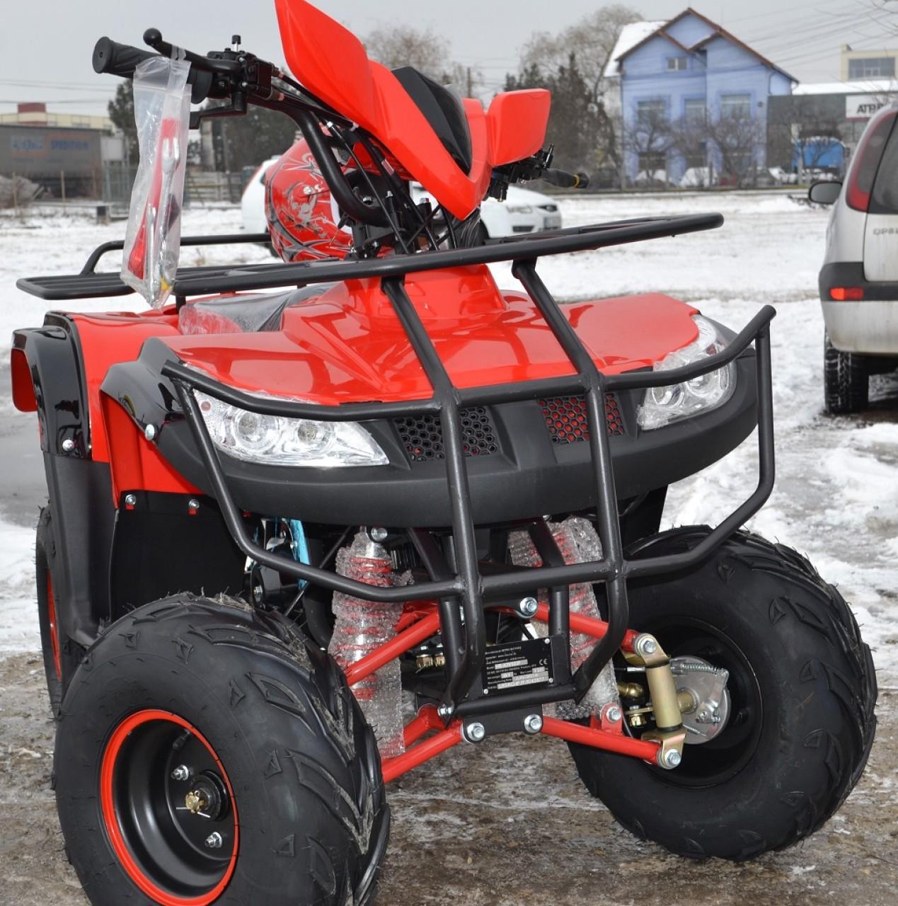 Atv Nou Model:Trex 125cmc AllRoad+Casca Bonus