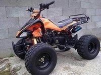 ATV Nou Raptor Powers 125cmc 2w4