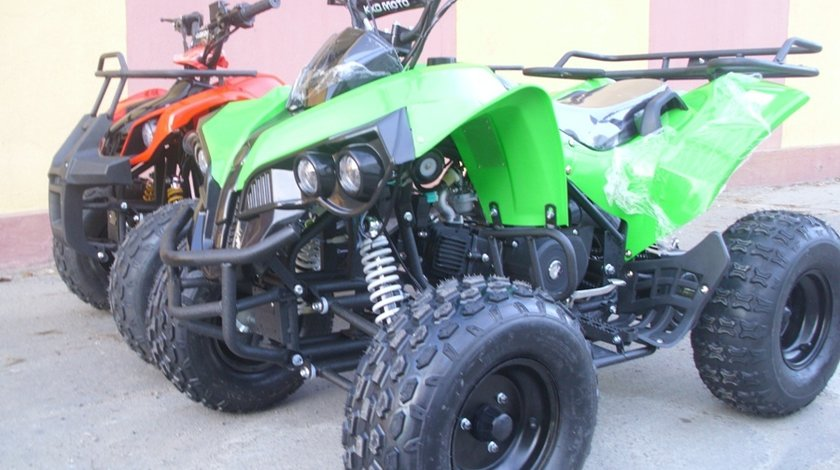 ATV Nou Slllero 125cc Import Germania+Garantie