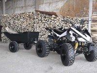ATV Nou X-streme Strong 125cmc
