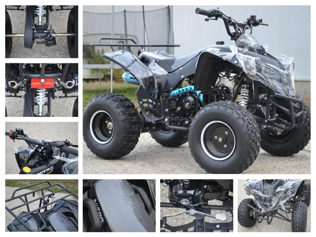 ATV Phantom Warrior 125cc Livrare rapida