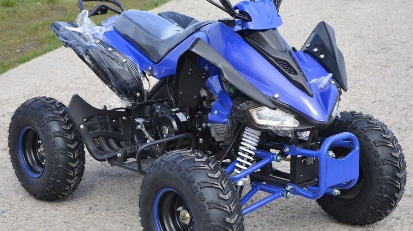 """ATV Quad Raptor 125cmc 10CP  roti 7"""""""