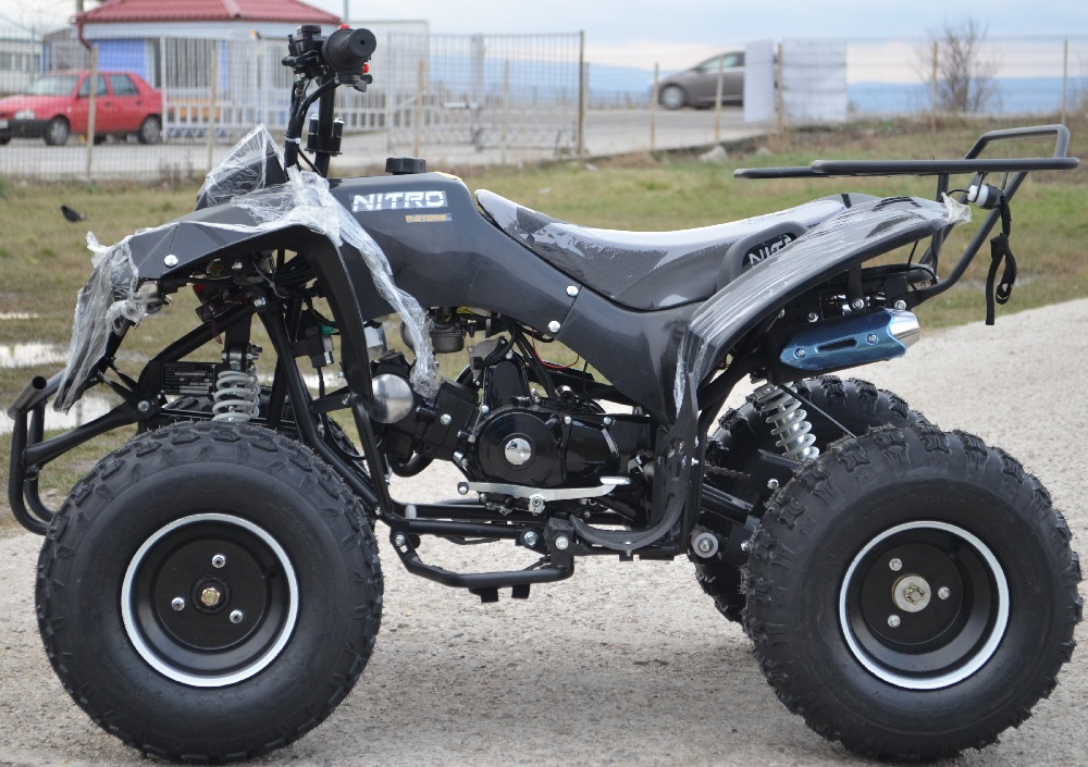 ATV  Renegade 125 CC New  Motor