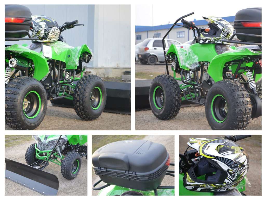 ATV Renegade 125cc Nitro Import Germania