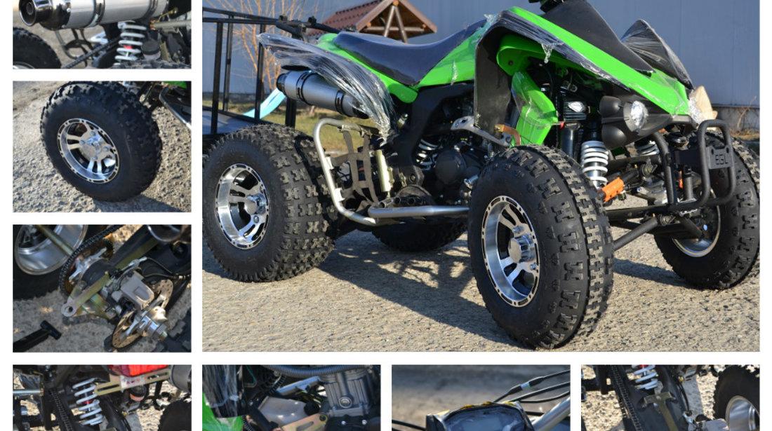 ATV Road Legal EGL Raptor 250cc