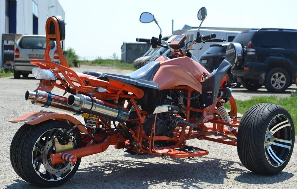 ATV RoadLegal Speedbird Transformer TS14