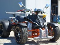 ATV RoadLegal SPY Quad 250cc
