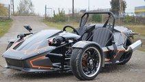 ATV RoadRegal TRIKE ZTR 250cc