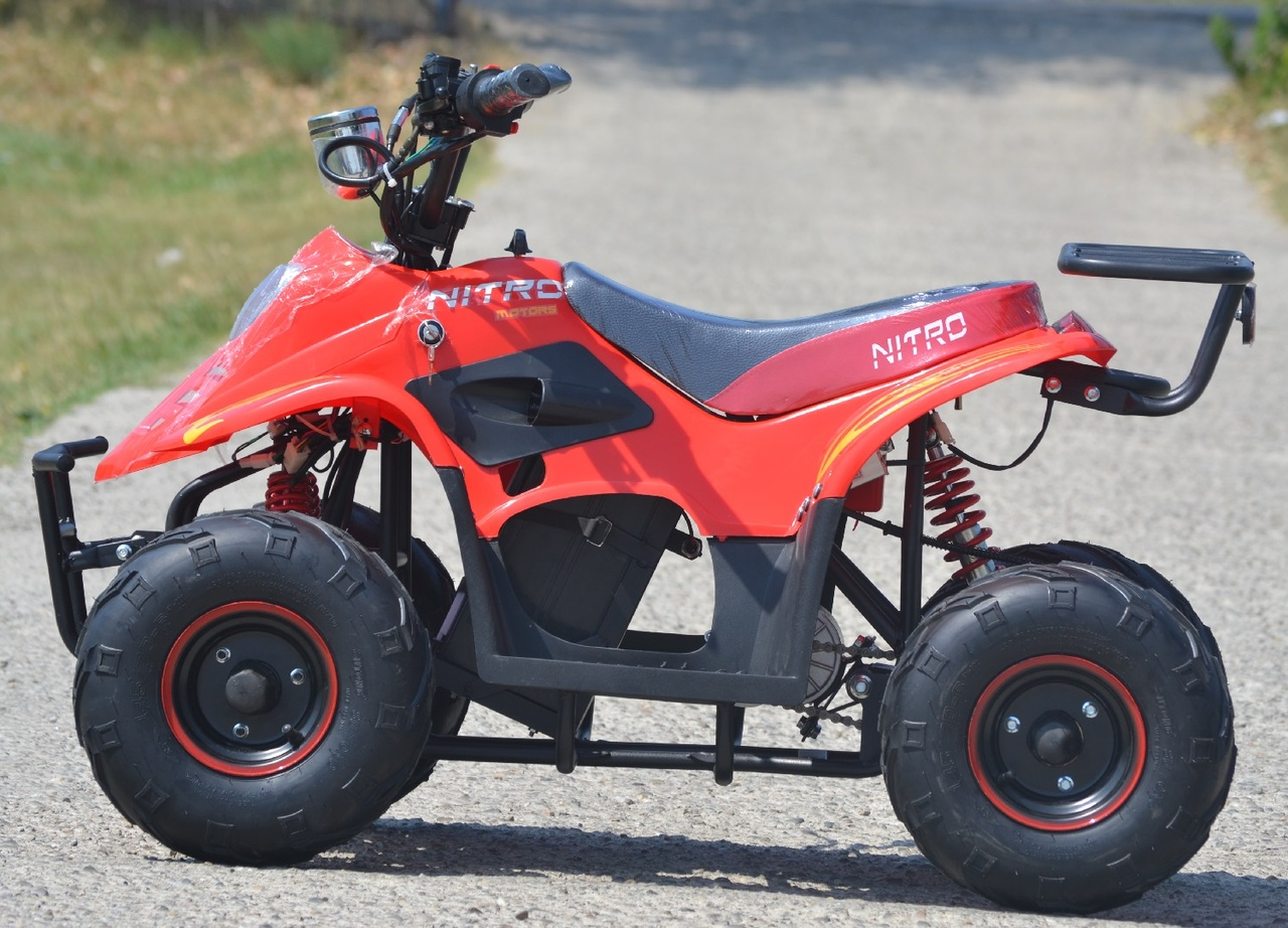 ATV Safari 800W ECO BIGFOOT New Model