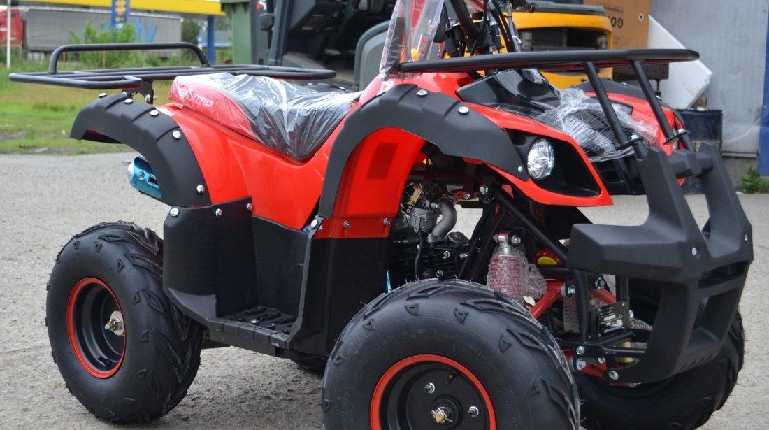 ATV SkyTeam Hummer 125cc M7, Casca Bonus