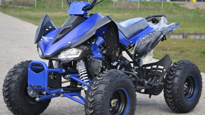 ATV SkyTeam Raptor 125cc,  Casca Bonus