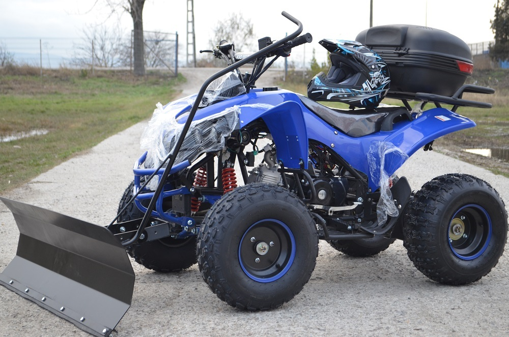 ATV SkyTeam ReneGade 125cc W8, Casca Bonus