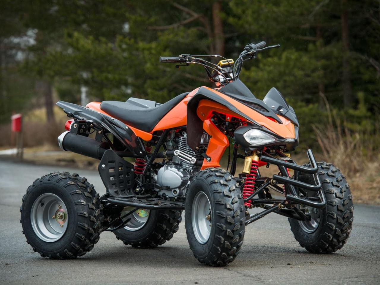Atv Speedy 125cc Nitro-Motors Germany