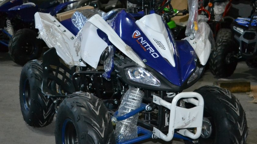 Atv Speedy 125cc Nitro-Motors Germany