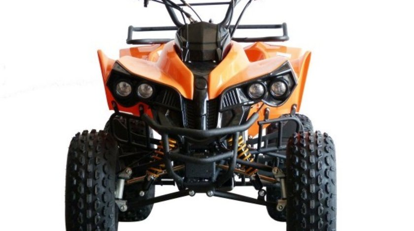 ATV SteeL Warrior 125cc Modelul S RG8