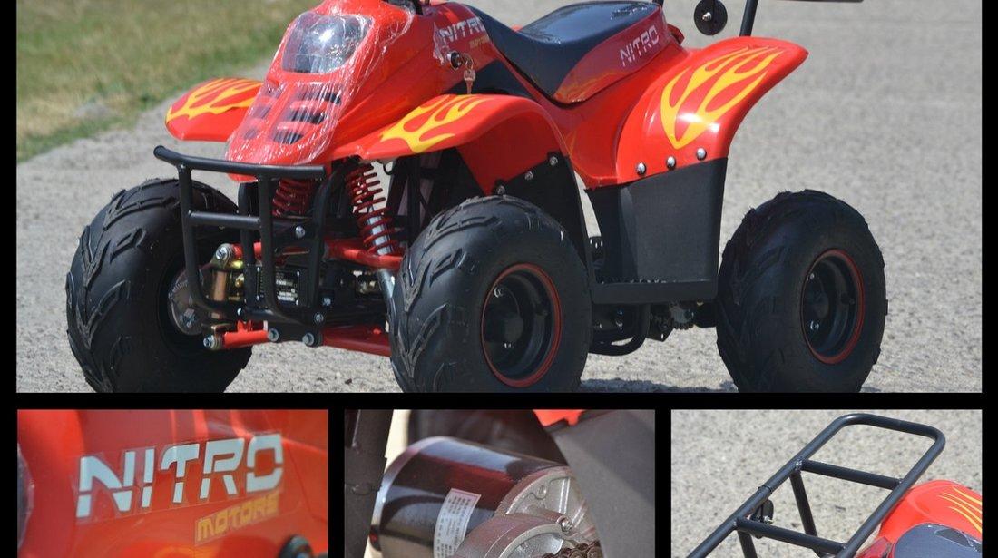 ATV Urban 800W ECO BIGFOOT Import Germania