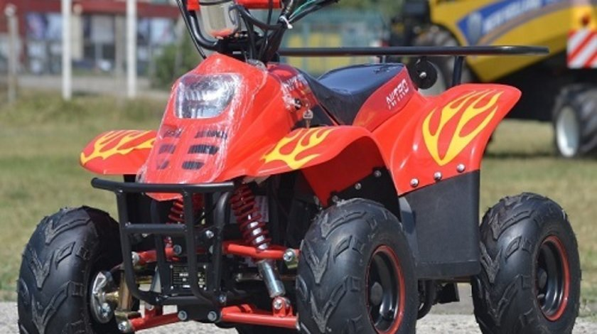 ATV Urban 800W ECO BIGFOOT Import Germania