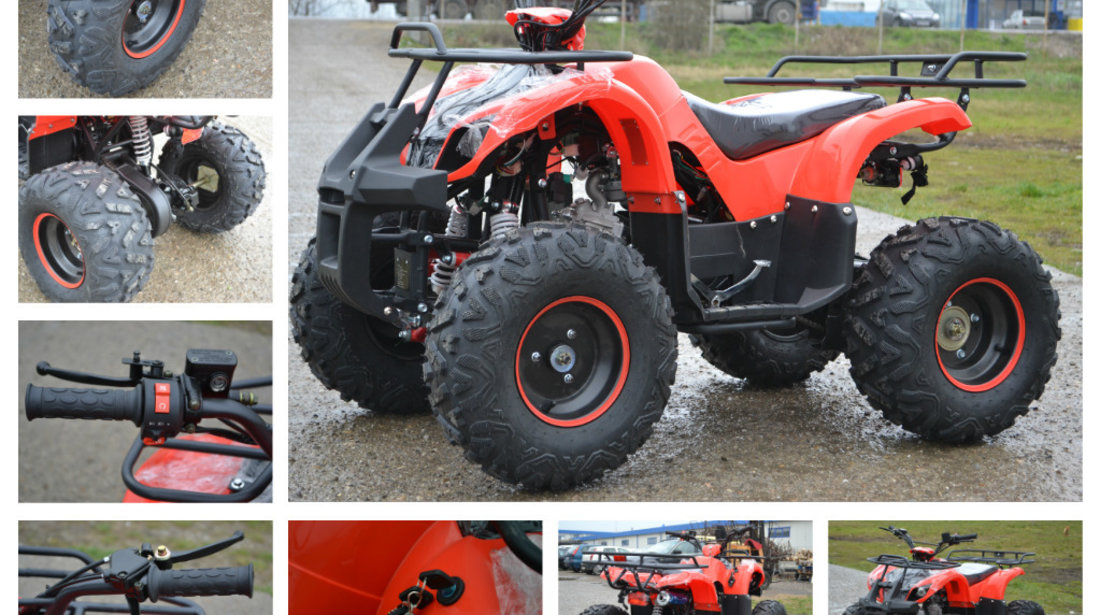 ATV Urban TORONTO 125cc Import Germania