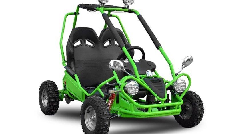 ATV Yamaha  450W 36V Eco Buggy Casca Bonus