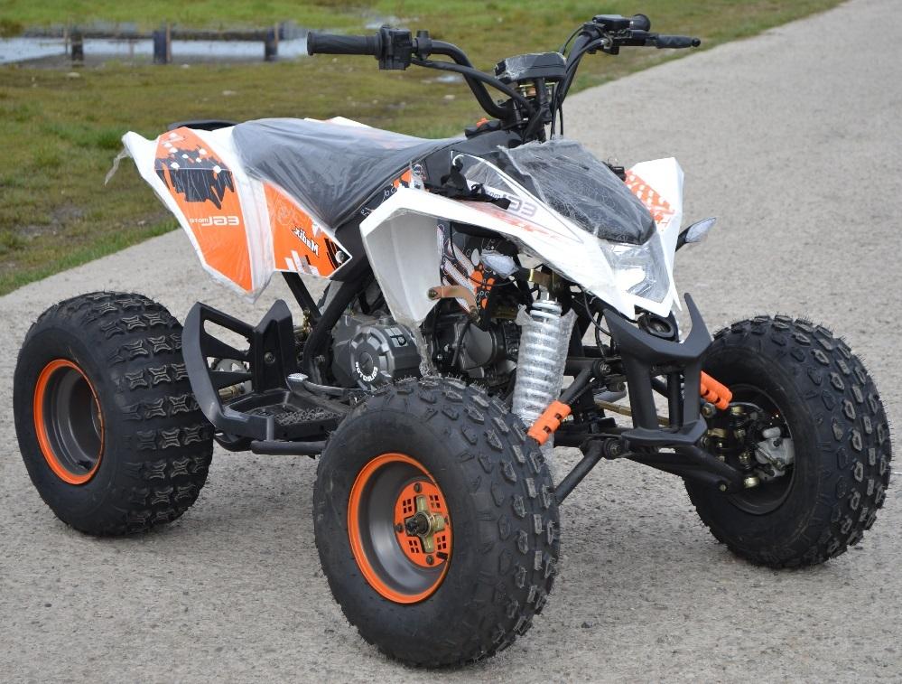 ATV yamaha EGL Maddex 50cc Road legal