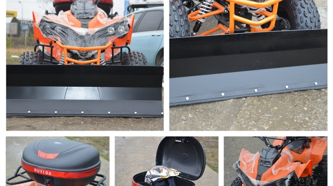 ATV Yamaha ReneGade 125cc W8