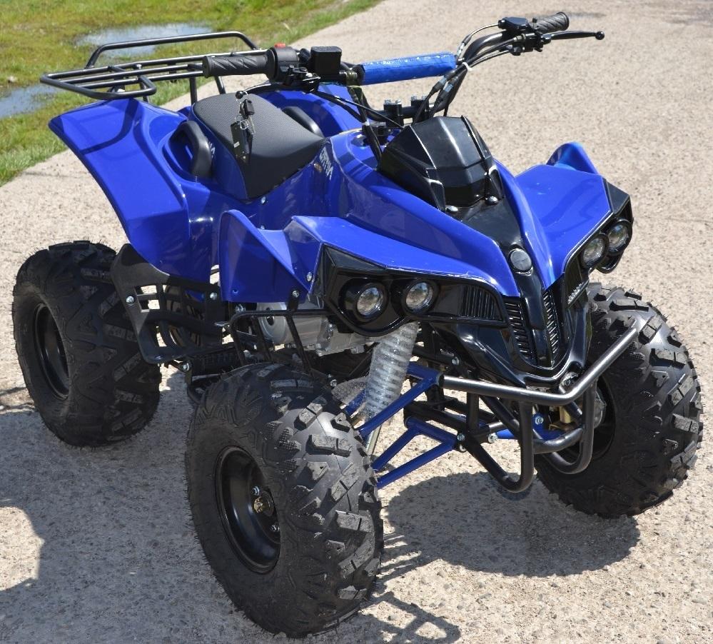 Atv Yamaha Warrior 125cc Casca Bonus+Garantie