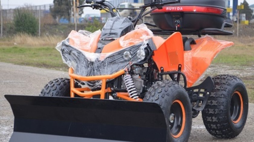 ATV Yamaha Warrior 125cc Import Germania