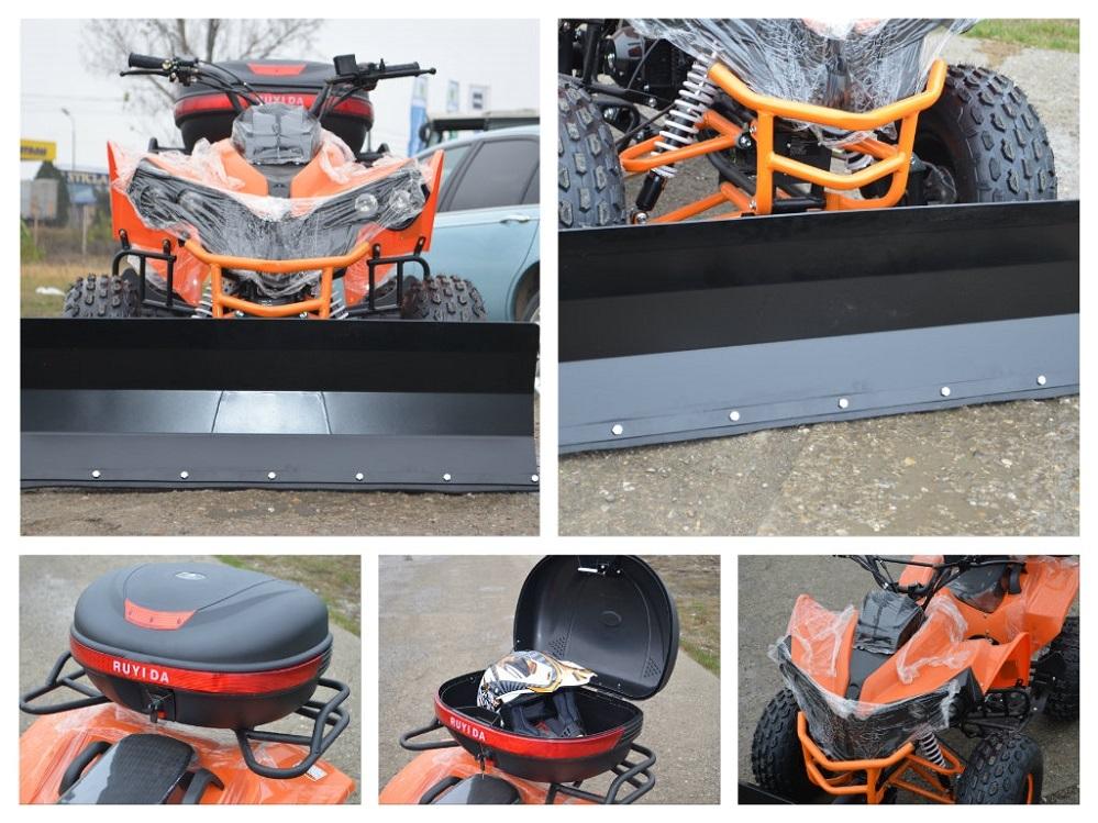 ATV Yamaha Warrior 125cc Import Germania