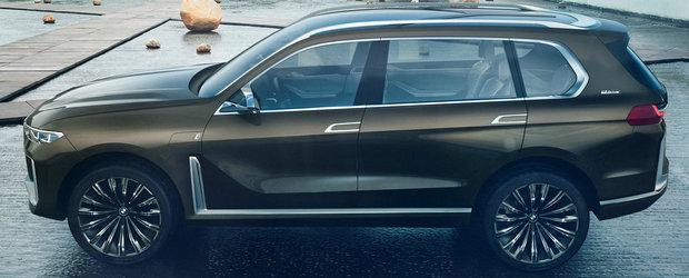 Au ajuns mai devreme pe net, asa ca BMW vrea stergerea lor de urgenta. Acestea sunt primele poze oficiale cu noul X7!