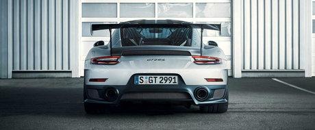 Au aparut imagini noi cu cel mai tare Porsche 911 din istorie. Cand se lanseaza modelul german
