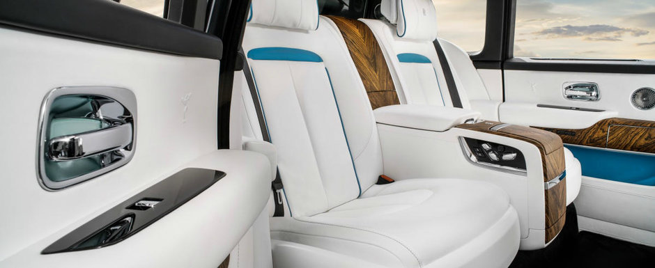 Au asteptat peste 100 de ani ca sa il lanseze pe piata. Acesta este primul SUV din istoria Rolls-Royce!