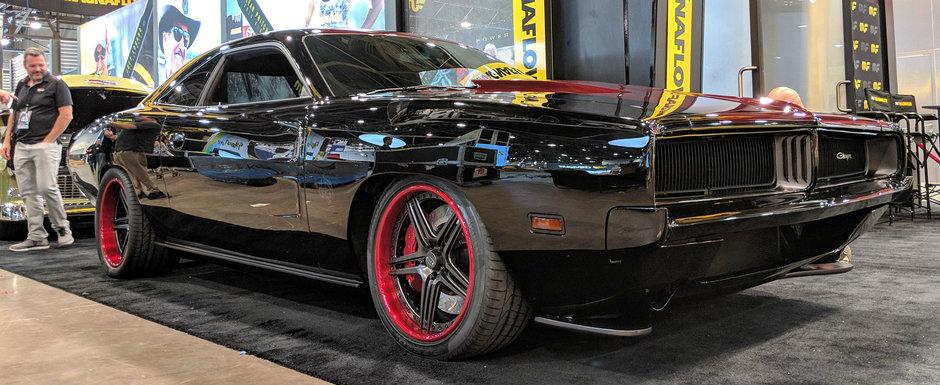 Au bagat Demon-ul in el. Cel mai tare Dodge Charger construit vreodata...