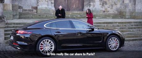 Au comandat o masina care sa-i duca la Paris, insa au avut parte de surpriza vietii lor
