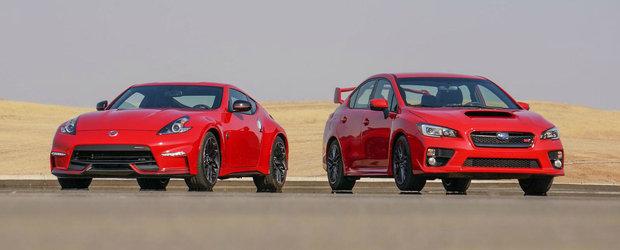 Au comis-o grav. Nissan si Subaru recunosc ca masinile lor n-au respectat procedurile de inspectie in ultimii 30 de ani