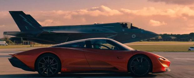 Au concurat cu un McLaren impotriva celui mai sofisticat avion militar pe care lumea l-a vazut. FILMUL COMPLET