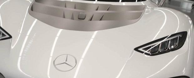 Au creat o bestie de masina in 2017, iar acum ne-arata cum a luat nastere. Indiciu: are un motor de 1.6 litri si 1000 CP!